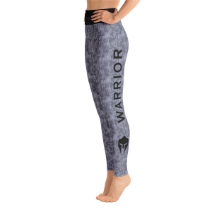 Incendiary Warrior Yoga Leggings