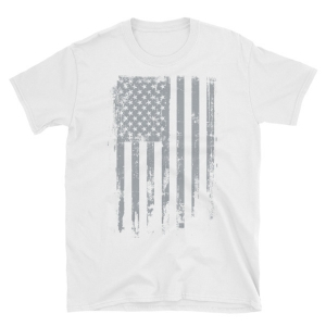 Incendiary American Flag T-Shirt